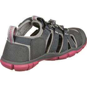 Keen Seacamp II CNX Chaussures Enfant, grey/rose